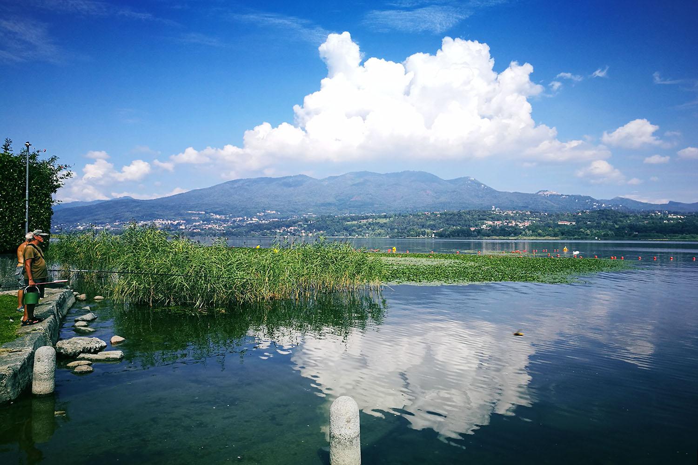 Lago di Varese Panorama