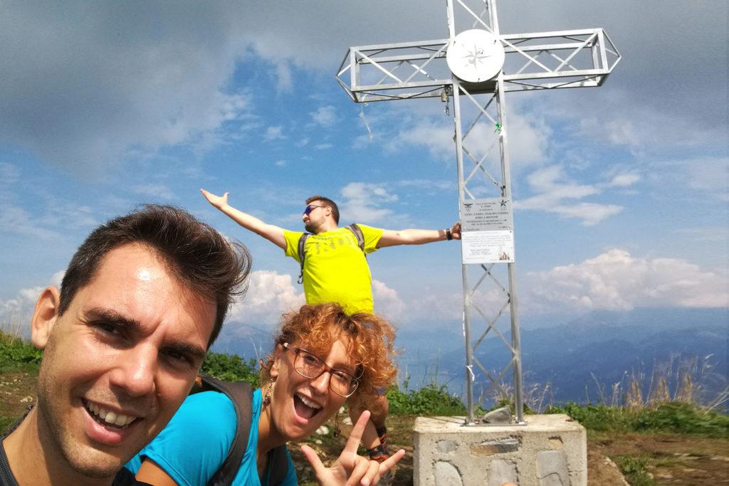 San Primo Croce Selfie